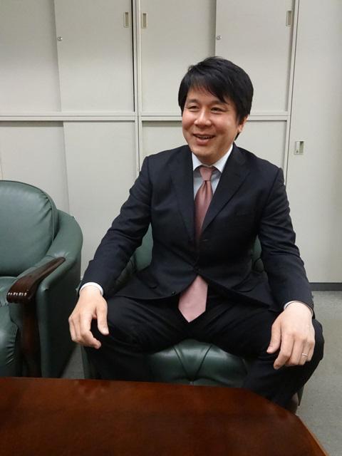 長崎卸センターサービス株式会社 IT事業部長 松尾様