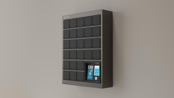 キーボックス型モビリティ無人貸渡システム1
